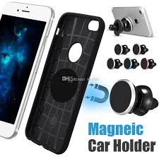 Universal Car Holder For Iphone X 8 Car Mount Air Vent Magnetic