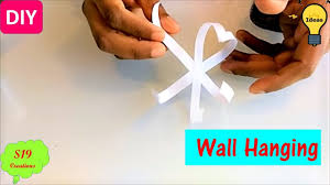 DIY Projects Video Wall Decorating Ideas With Paper