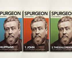 Spurgeon Commentary Collection New Testament Letters 10 Vols
