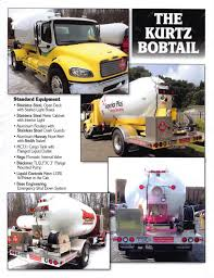 100 Kurtz Trucking Brochure Truck Equipment
