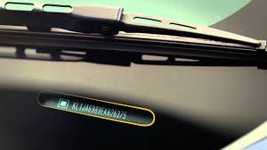 100 Chevrolet Truck Vin Decoder Where Do I Find My VIN Number And Why Is It Important