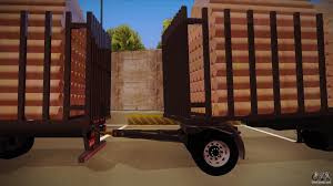 Gta 5 Truck And Trailer, Ultimate Real Brands For Semi Trailers Pack ...