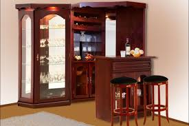 Home Depot Prefabricated Kitchen Cabinets by Bar White Rectangle Modern Wooden And Glass Home Depot Prefab