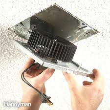 install bathroom ventilation fan youtube vent through wall