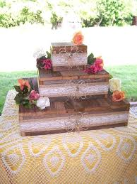 Cake Stands Wedding Rustic Cupcake Stand Decorations Table Centerpiece 3 Tier