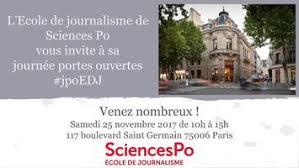 portes ouvertes sciences po journée portes ouvertes de l ecole de journalisme de sciences po
