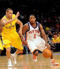 Maciej Lampe Nba Stats by Maccabi Electra Vs New York Knicks In Nba Europe Live U002709 2009