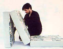 Shikibuton Trifold Foam Beds by Shikibuton The Foldable Futon Do It Yourself Square Feet