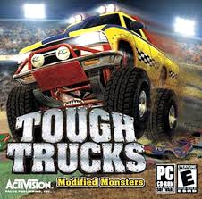 100 Tough Trucks Amazoncom Activision Modified Monsters Software