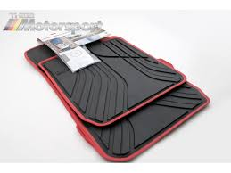 Bmw Floor Mats 7 Series sport line all weather floor mats for f30 f31 f34 f80 3 series front