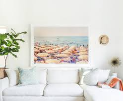 Orange Grey And Turquoise Living Room by Chic And Clean Living Room Gray Malin U0027s La Dolce Vita Collectin