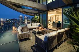 100 World Tower Penthouse Baltimore Galliard Homes