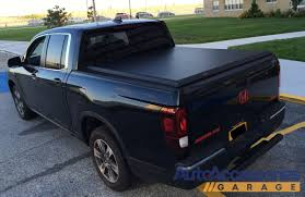 Roll Up Bed Cover by 2017 2018 Honda Ridgeline Access Literider Rollup Tonneau Cover