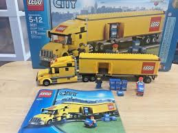 LEGO CITY TOWN Yellow Semi Truck Set 3221 Instructions, Figures ... Lego Semi Truck Chrome 8285 Big Rig 18 Wheeler Mack Peterbuilt 1 X Brick Orange Duplo Semitractor Cab With Gray Base Zombie Slayer By Darkknight1986 On Deviantart And Trailer Lego Rc And Gooseneck Youtube Ideas Product Ideas Red The Worlds Most Recently Posted Photos Of Lego Semi Flickr Technic 2in1 Hicsumption I Uploaded These Pictures My