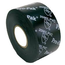 2 in x 50 ft 20 Mil Pipe Wrap Tape The Home Depot