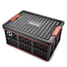 Details About Car Trunk Organizer Storage Box SUV Auto Truck ... Best Truck Tool Box Buyers Guide 2018 Overview Reviews Parts Boxes Storage Plastic 3jc 13 Bed Nov2018 And Gullwing Highway Products Shop At Lowescom Homemade Drawers Youtube Amazoncom Toyota Tacoma Security Lockbox Automotive Pickup Garage Locking Cargo Locker Trunk Black Faux Leather Folding Case Car Cheap Find