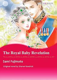 The Royal Baby Revelation Mills Boon Comics By Kendrick Sharon