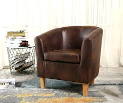 Faux Leather Armchair Uk Vintage Brown Faux Leather Tub Chair ... Hudson Sofa Halo Living Leather Armchairs A Pair Of Danish The Fniture Rooms Desk Chairs Cheap Office Uk Executive Chair Professor Simply Stunning Oversized Lillian August Brown Tufted English Chesterfield Antique Uk Ding Sofas Cool Black Armchair 28342 Soldantique Brown Leather Chesterfield Armchair Distressed Aecagraorg High Back Fireside Chest Arm 20500 In Modern Classic Designs Dfs