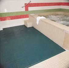 modular lok tyles are interlocking drainage tiles by american