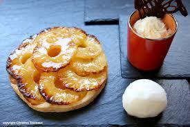 dessert ananas noix de coco tarte ananas noix de coco cuisine plurielles fr