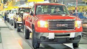 GM Flint Manufacturing Plant - YouTube Gm Investing 12 Billion In Fort Wayne Plant Northeast Indiana Gmc Canyon Denali Vs Honda Ridgeline Review Business Insider General Motors Pushing Alinum Body Trucks Cardinale Suvs Crossovers Vans 2018 Lineup 111 Years Of Hauling A Truck History Picks Up Market Share Pickup Truck War With Ford Spied Motorsintertional Mediumduty Class 5 2019 Chevy Silverado Excels Eeering Lacks Flare For Pin By Nelson Grubbs On Pinterest Trucks Black 2012 Sierra All Terrain Hd Concept Calls Back And Fixing Drivers Magazine