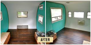 Wall Vintage Camper Remodel Ideas