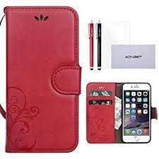 Amazon iPhone 6 Wallet Case iPhone 6s Wallet Case ACO UINT