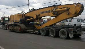 Commercial Carrier|heavy Equipment Trucking Company|lift Trucks ...