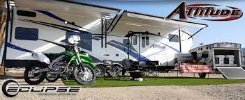 Eclipse RV Trailers And Toy Haulers For Sale