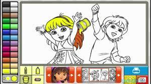 Watch Cute Nick Jr Coloring Book