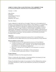 Marketing Consultant Contract Template Simple Consulting Proposal