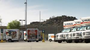 100 Self Moving Trucks UHaul 247 Service