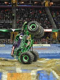 100 Monster Trucks Cleveland OH Jam
