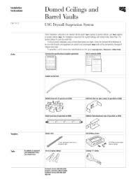 usg ceiling suspension system installation integralbook com