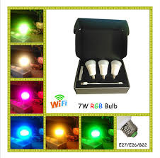aliexpress buy new patent color changing wifi rgbw led bulb