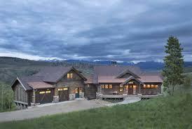 A Colorado Ranch Style Home Is Haven Of Rustic Warmth