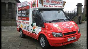 Ice Cream Van Playing Oh Sole Mio - YouTube