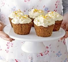 Carrot Cream Cheese Cupcakes