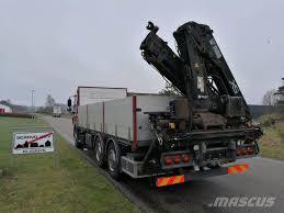 Used DAF -cf-85-360 Crane Trucks Year: 2010 For Sale - Mascus USA