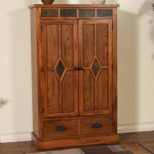 Baby Cache Heritage Dresser by Bedroom Brown Armoire Furniture With Single Drawer Plus Rug And