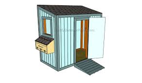 Easy Chicken Coop Plans | MyOutdoorPlans | Free Woodworking Plans ... Free Chicken Coop Building Plans Download With House Best 25 Coop Plans Ideas On Pinterest Coops Home Garden M101 Cstruction Small Run 10 Backyard Wonderful Part 6 Designs 13 Printable Backyards Walk In 7 84 Urban M200 How To Build A Design For 55 Diy Pampered Mama