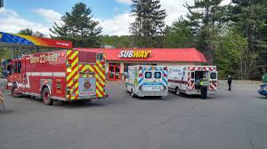 SUV Slams Into Subway Restaurant | WNEP.com Blast On Russian Subway Kills 11 2nd Bomb Is Defused Kfxl Interesting 1999 Ford Ranger For Sale Used Xlt Updated With New Video Lorry Involved In Fatal Crash Removed Transport Of Train Freight Semi Trucks With Subway Logo Driving Along Forest Road Outstanding 2012 Gmc Sierra 2500hd Parts Trailer Side Source One Digital Flickr Cloudy A Chance Of Meatballs 2 The Atlanta Foodimobile Tour Food Truck The Aardy By Advark Event Logistics Ael