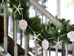 Seashell Christmas Tree Garland by Christmas Crafts For Black Friday Hgtv U0027s Decorating U0026 Design