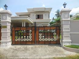 100 Design For House 15 Simple Gate Small Architecture Ideas