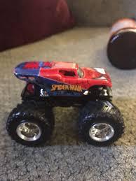 100 Spiderman Monster Truck Find More Jam Hot Wheels For Sale At