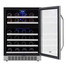 Front Vent Wine Cooler