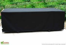 housse de protection pour canapé de jardin stunning housse salon de jardin resine tressee ideas design