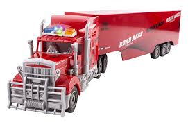 100 Remote Control Semi Truck With Trailer Toy 23 Electric Hauler RC