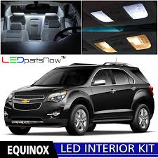 Amazon.com: LEDpartsNow 2010-2017 Chevy Equinox LED Interior Lights ...