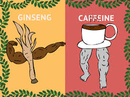 Ginseng VS Caffeine Header